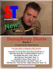 Skip Spratt's NEW Duet Book!