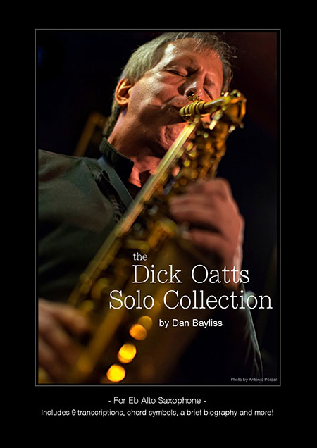 Dick Oatts Solo Collection
