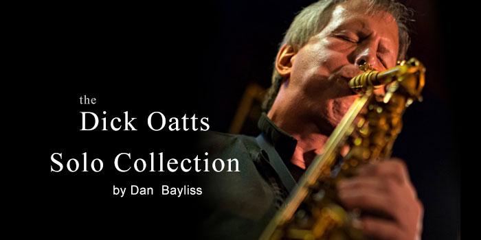The Dick Oatts Solo Transcription Book