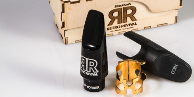 Retro Revival Saxophone Mouthpieces