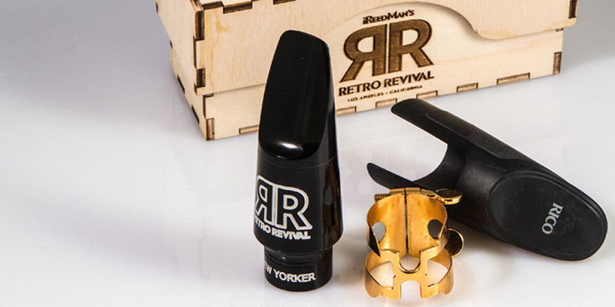 iReedman's Retro Revival Saxophone Mouthpieces